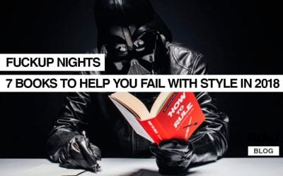 7 Books To Help You Fail With Style In 2018