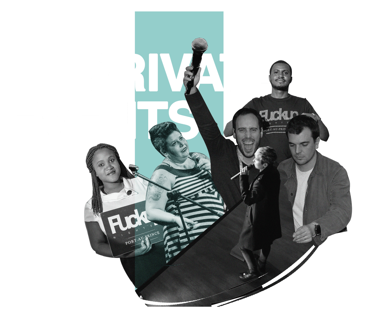 Motivational Speakers and Private Events   Fuckup Nights