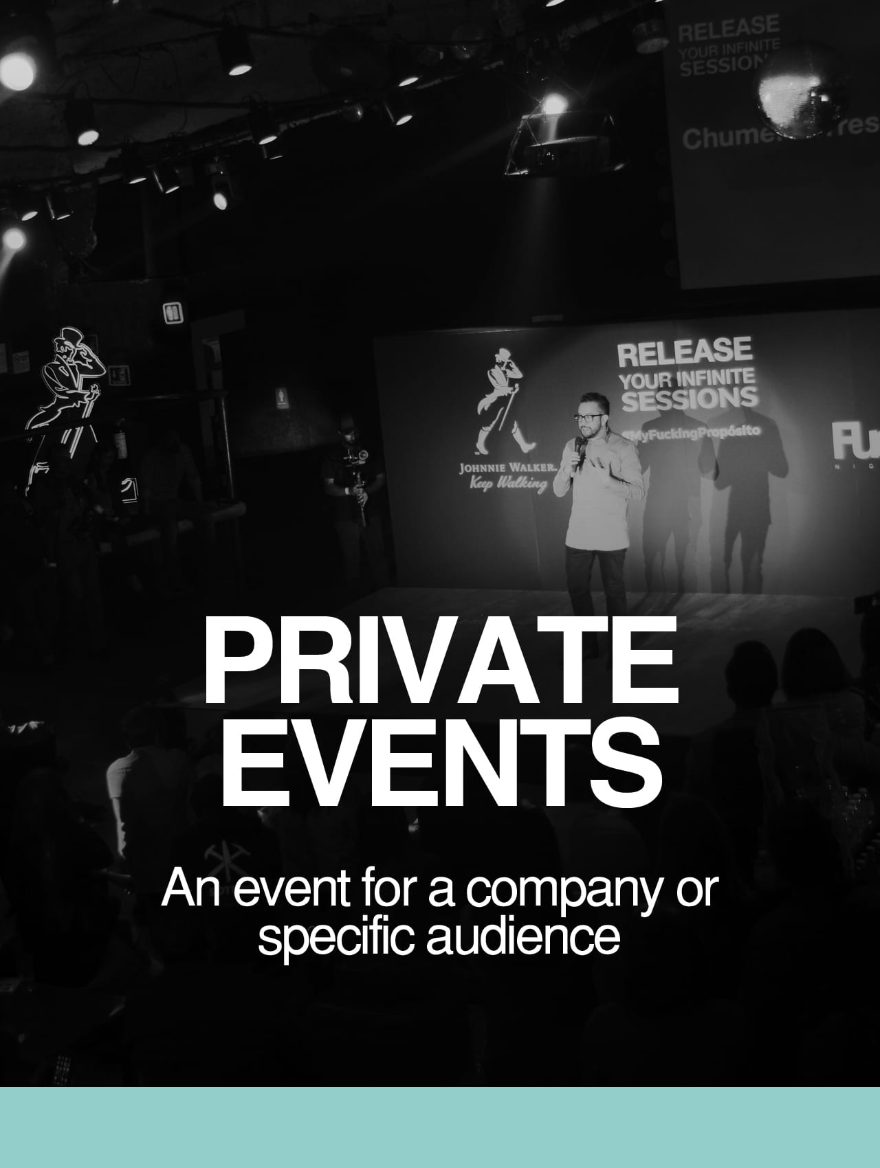 Motivational Speakers and Private Events | Fuckup Nights
