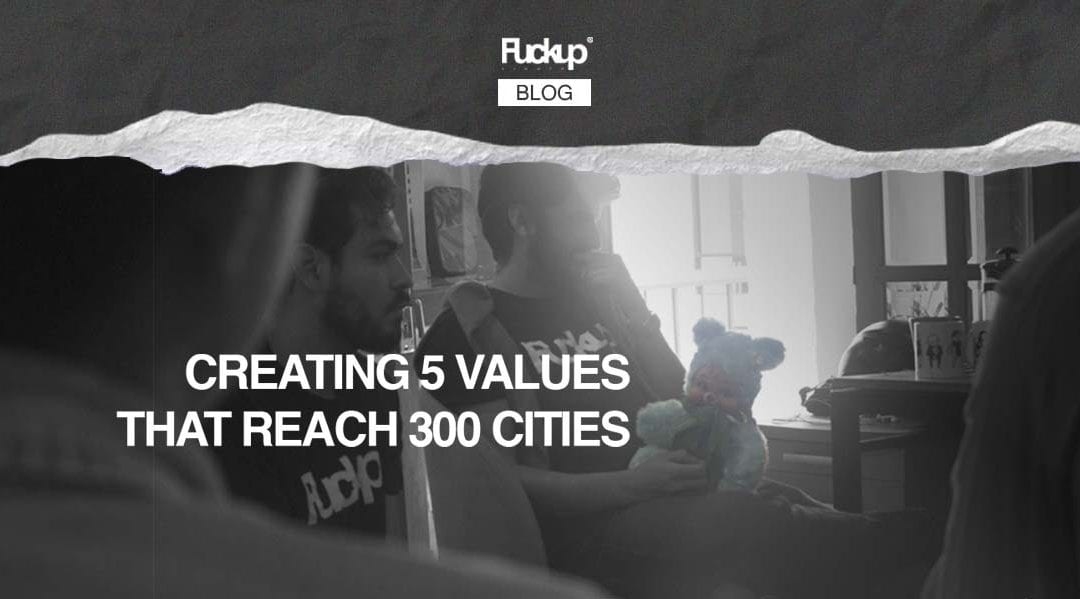 Creating 5 values that reach 300 cities