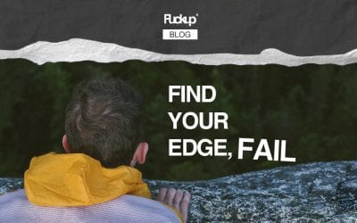 Find your edge, fail