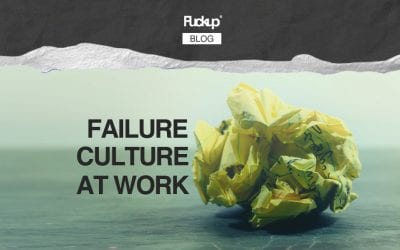 Failure culture at work