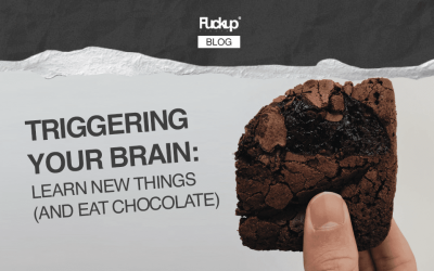 Triggering your brain: learn new things (and eat chocolate)