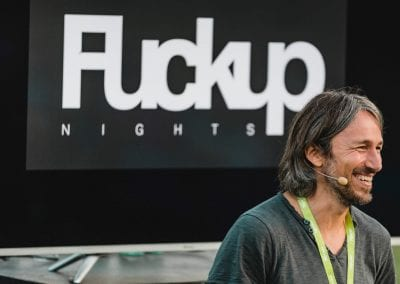 FuckUp Night Vol.1- Fabio Zaffagnini